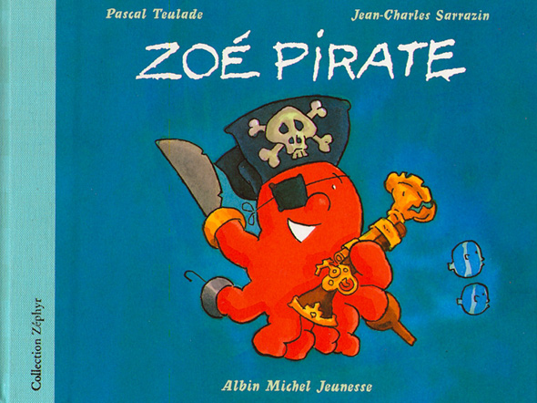 Zoé pirate